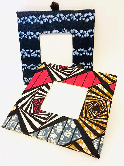 Ankara (African Wax Print) Frame Kit