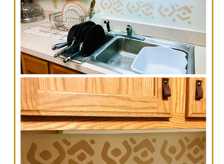 Stylish & Easy Kitchen Update: My Last DIY of the Decade
