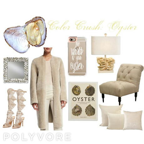 Color Crush: Oyster!