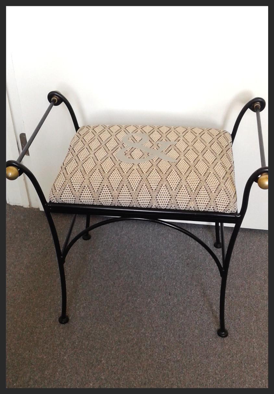 diy chair re-upholstering