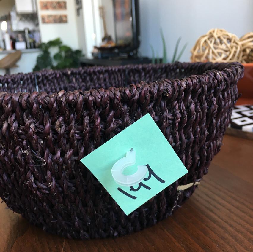 1. Find the basket
