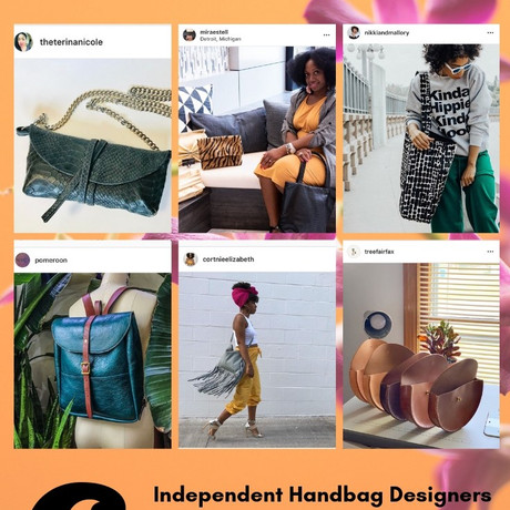 6 Independent Handbag Designers You Should Follow (that Happen to ALL be Black Women)