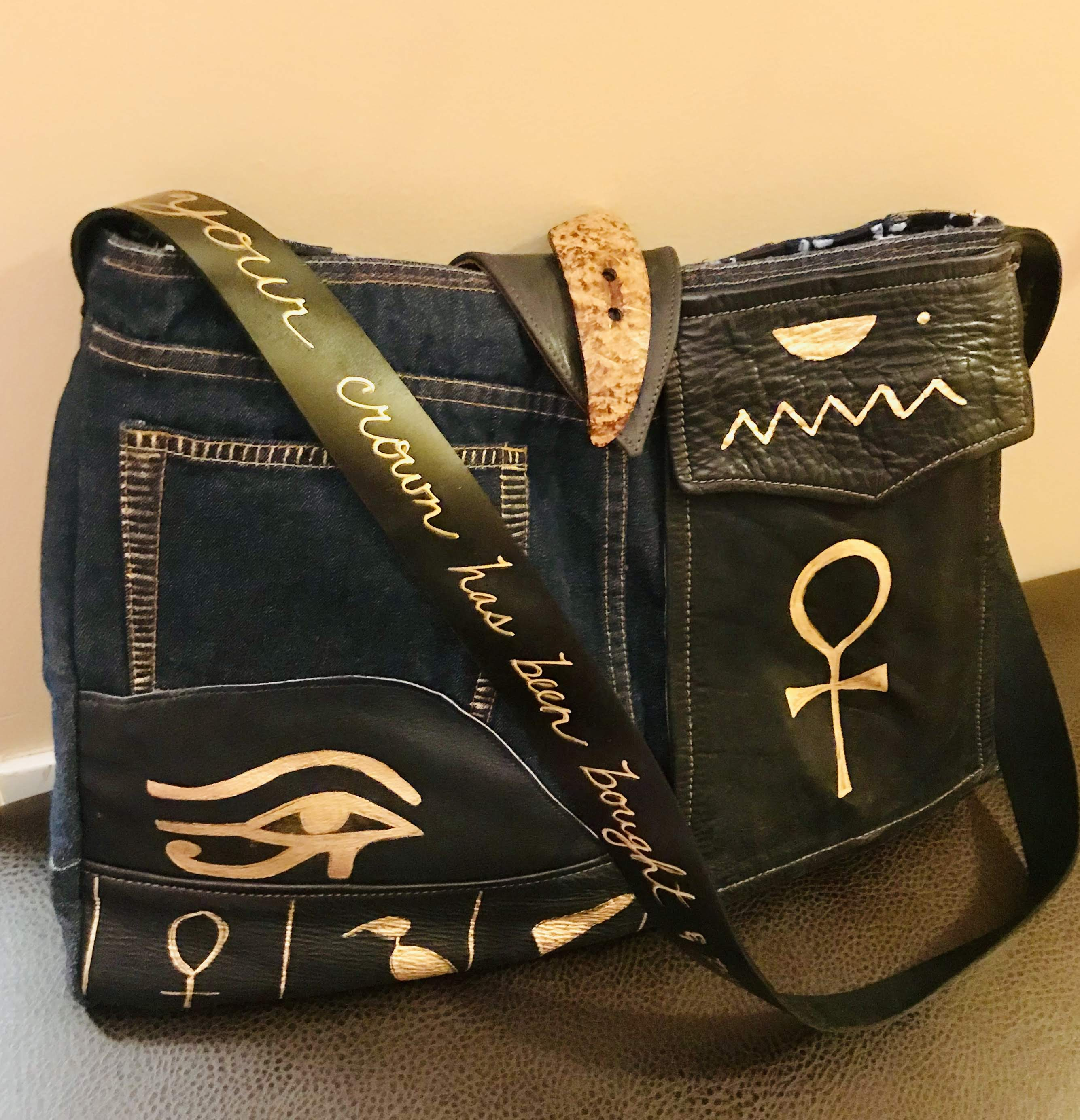 Custom Messenger Bag