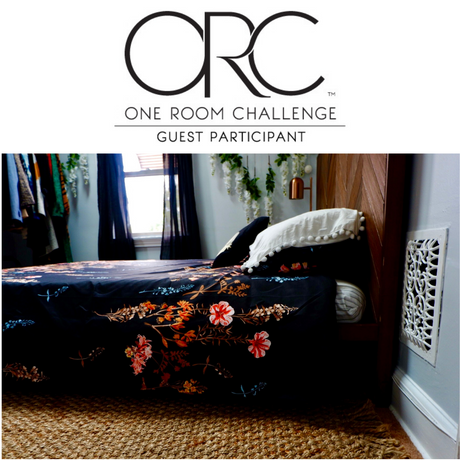 Week 4 of the One Room Challenge: Half Way Done!