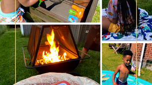7 Ways to Make a Small Yard More Fun for Your Kids