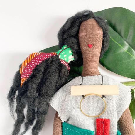 Interview with Doll Designer/Fashion Illustrator Sarah Djarnie-Brown