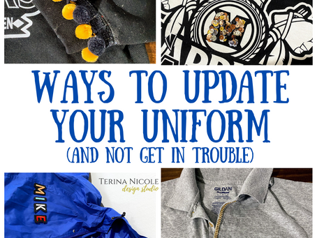 How To Update Your School Uniform (without getting in trouble)