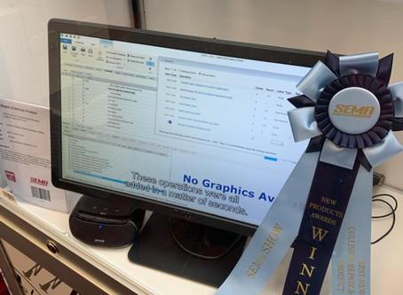 SCRS 'Blueprint Optimization Tool' wins SEMA New Product Award