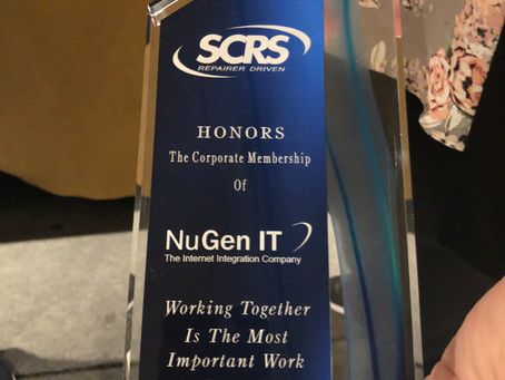 NuGen IT Recognized by SCRS