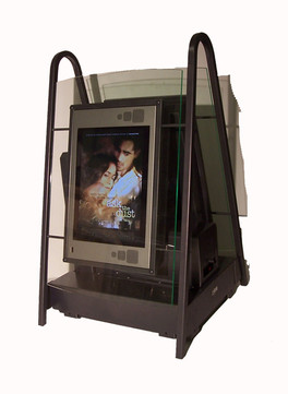 LCD Battery Operated