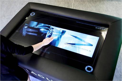 Jaguar Touchscreen