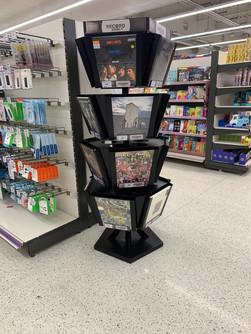 Sainsburys carousel
