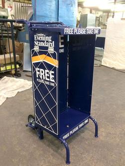 Newspaper Trolleys