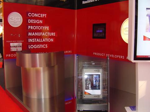 3G Exhibition Stand 2009