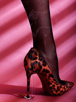 Modelo de pies