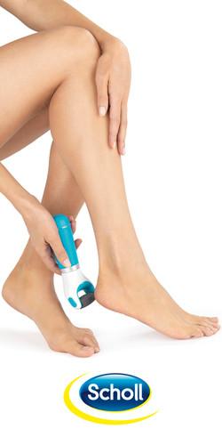 Modelo de pies y piernas
