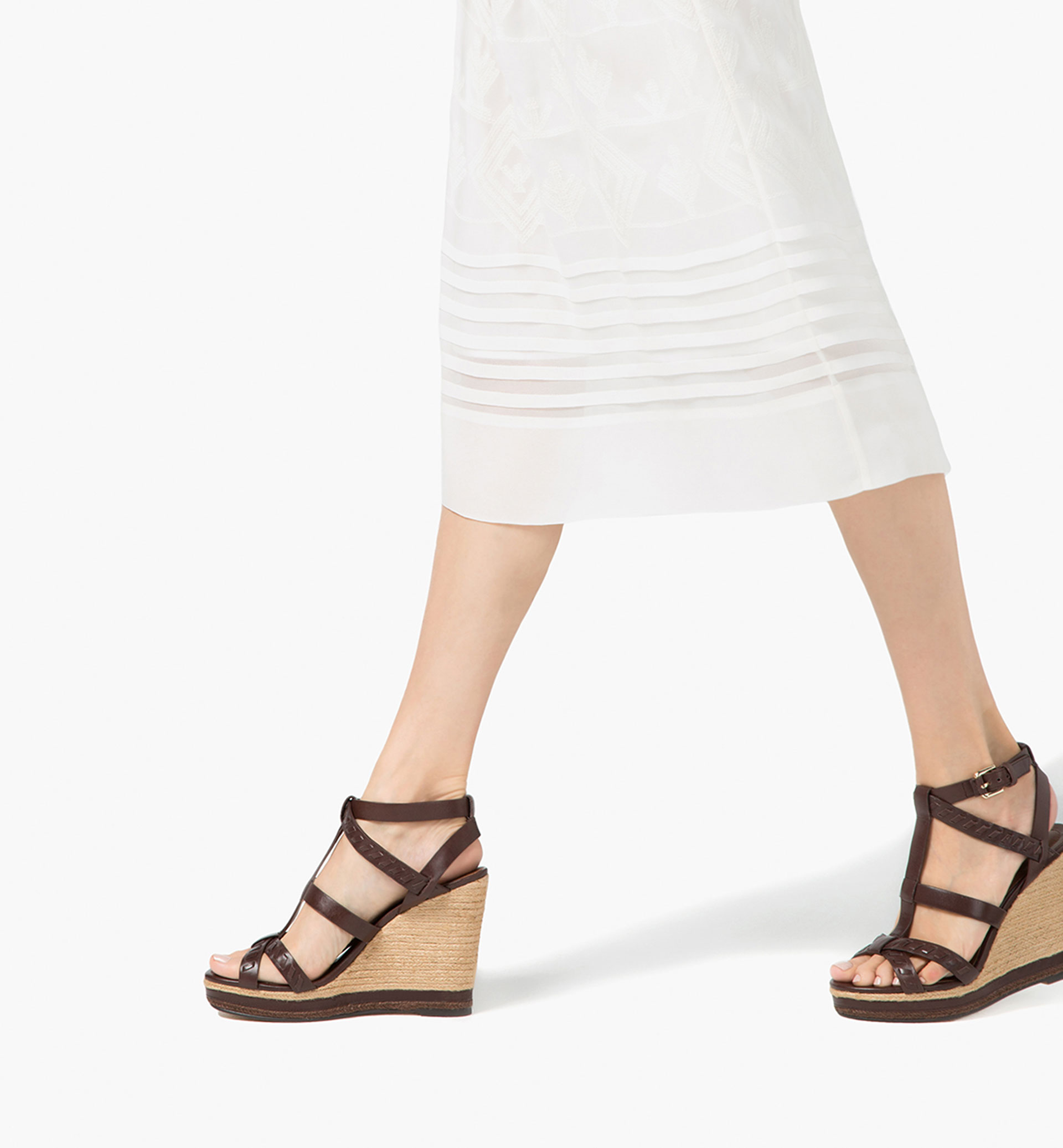 Modelo calzado