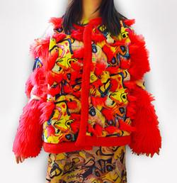 moths and flames coat