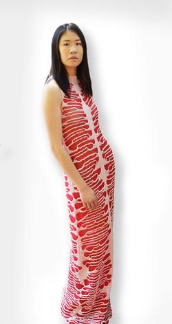Michelle Rinow knit dress 2