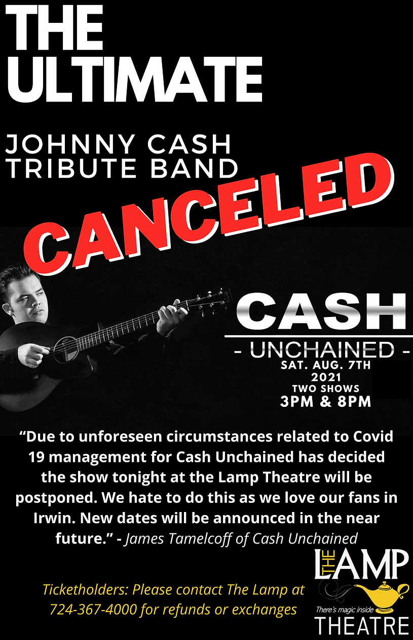 Copy of Cash unchained FB cover  Sat. Aug. 7th canceled 11 x 17.png