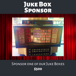 Juke Box Sponsorship