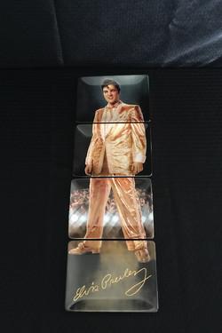 Elvis Plate Set