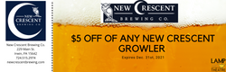New Crescent Brewing Co.
