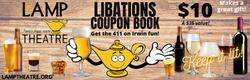 Lamp Libations Coupon Book