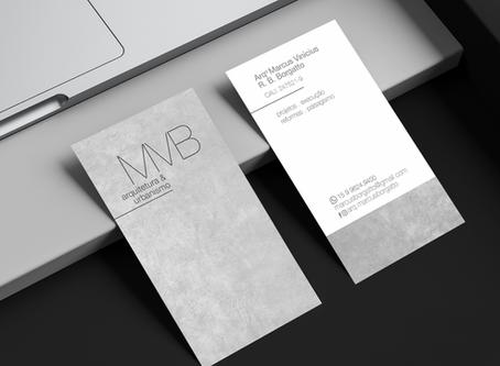 Arquiteto Marcus Borgatto | Logo + Papelaria
