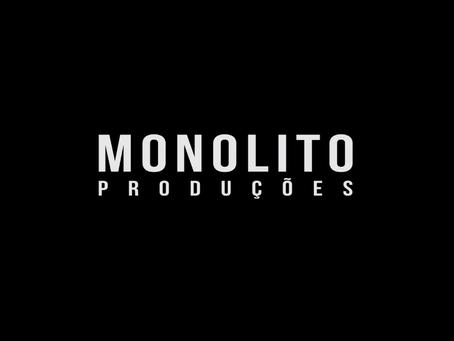 MONOLITO Produções | Logotipo