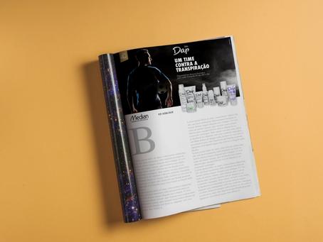 Median | Anúncio Revista