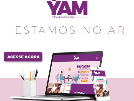 YAM | Site Institucional