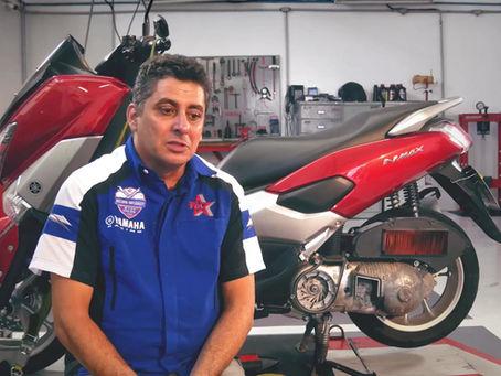 Série de Vídeos para o Grupo Jet Balbek Yamaha