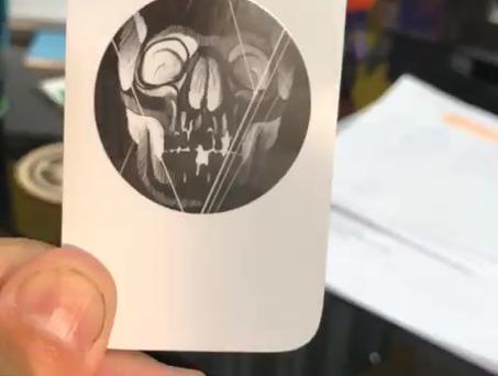 Cartão de Visita | Acabamentos