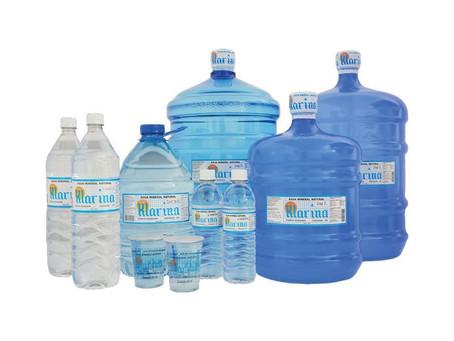 Água Klarina | Embalagens