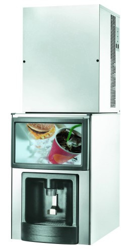 MAQUINA DE GELO ICE DISPENSER 70 X VM350