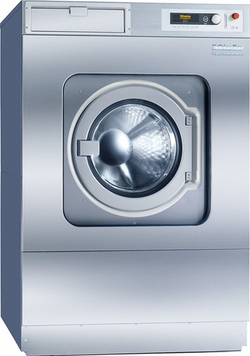 Máquina de lavar roupa, a vapor (diretamente) com comando livremente programável para a máxima flexibilidade.