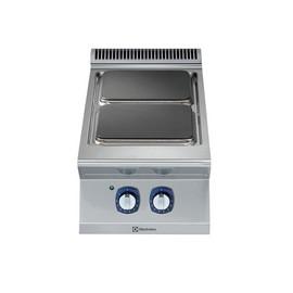 Linha de Cozinha Modular 900XP 2 Placas de Cozimento Elétrico Topo