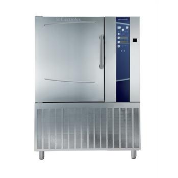 Resfriador rápido / congelador 70 / 70kg, 10xGN2 / 1 ou 600x800mm (36 níveis de passo 20mm), pré-configurado para unidade de resfriamento remoto com USB