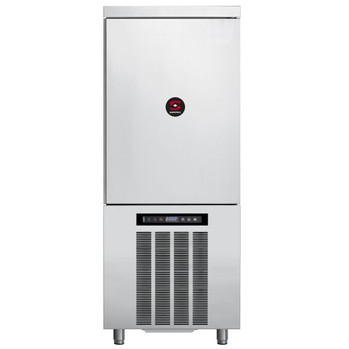 Abatedor de temperatura AB-15 Capacidade: 15 x GN 1/1 (68 mm entre bandejas)
