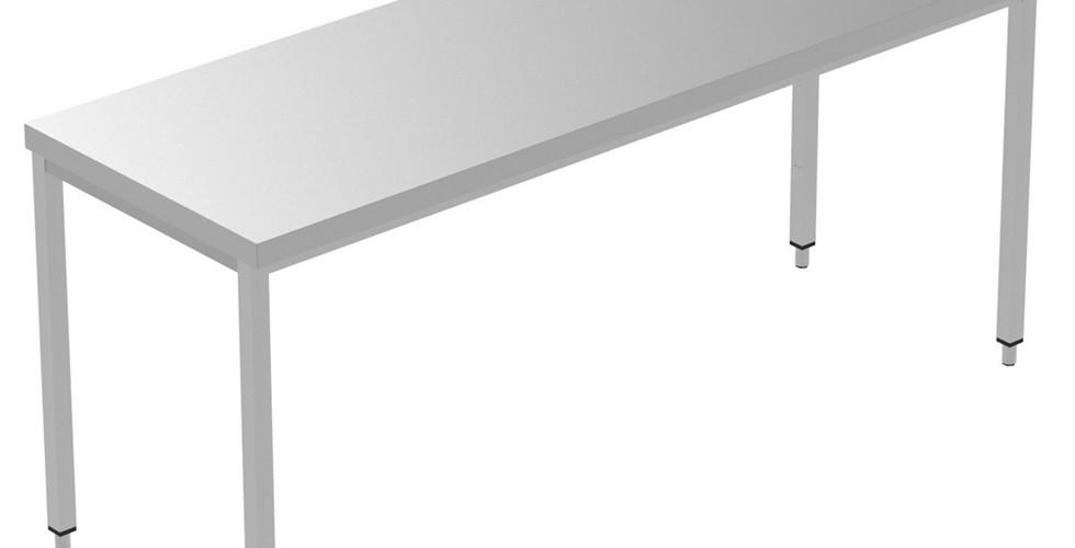 Preparação Estática  2000 mm Work Table 134010 Mesa de trabalho, 2000mm