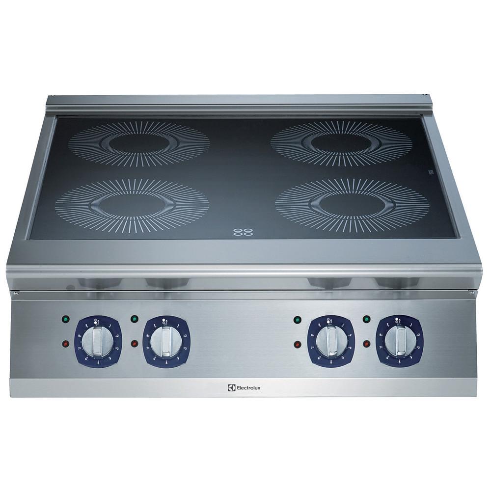 Linha de Cozinha Modular  900XP 4 Indução Elétrica de Zona de Cozimento Superior, 230V