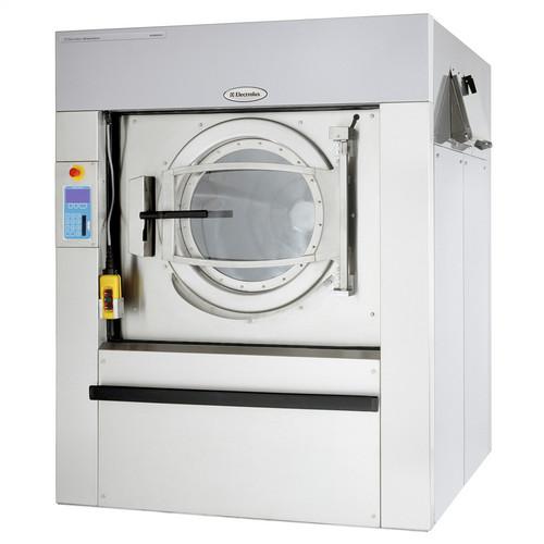 W4850H Armação suspensa, 850 l, G-factor 350, lavadora frontal com microprocessador Clarus totalmente programável