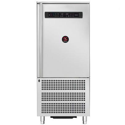 Abatedor de temperatura ABS-15/2 Capacidade: 15 x GN 2/1 ou 30 x GN 1/1 (entre bandejas 68mm)