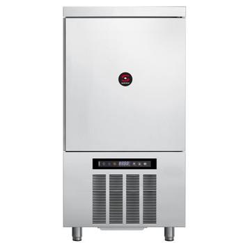 Abatedor de temperatura AB-10 Capacidade: 10 x GN 1/1 (68 mm entre bandejas