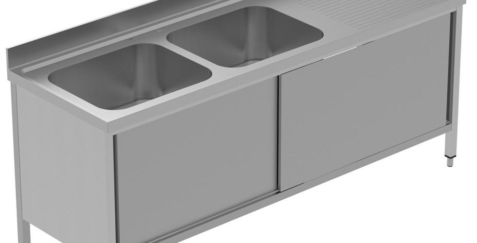 Armário de pia para lava-louças