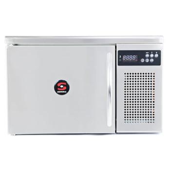 Abatedor de temperatura AB-3 2/3 Capacidade: 3 x GN 2/3 (70 mm entre bandejas)