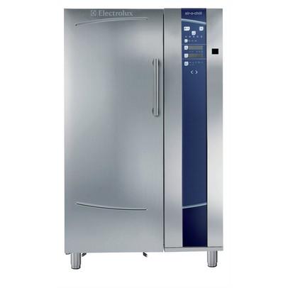 Resfriador rápido / refrigerador Roll-in 100 / 85kg, 20xGN1 / 1 ou 600x400mm, pré-arranjado para unidade de resfriamento remoto - USB