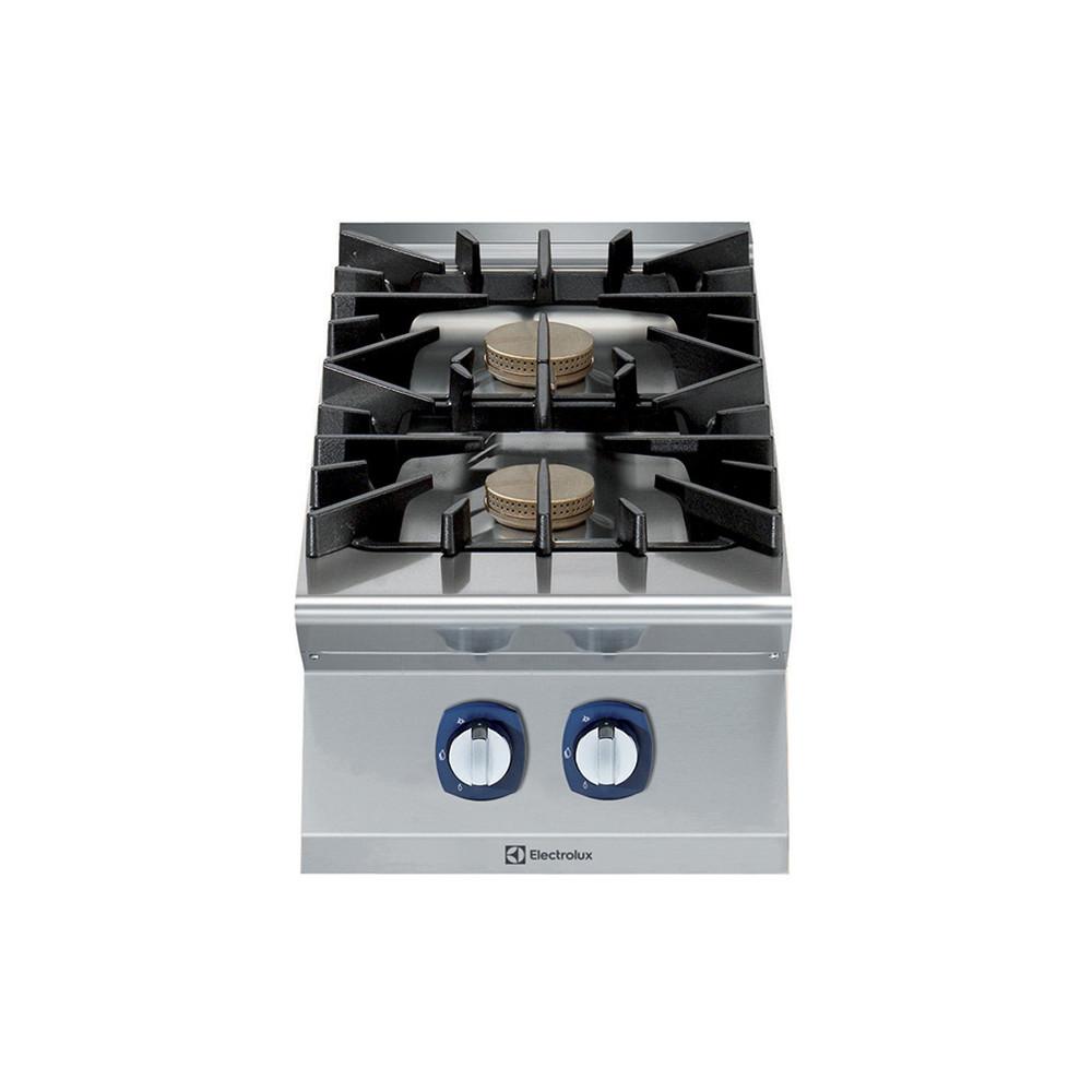 Linha de Cozinha Modular 900XP 2-Burner Gas Boiling Top, 10 kW
