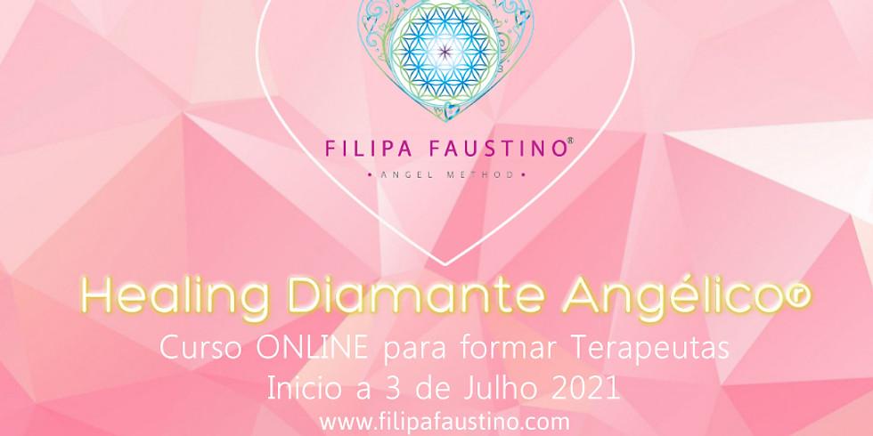 Curso de Terapeuta Healing Diamante Angélico®
